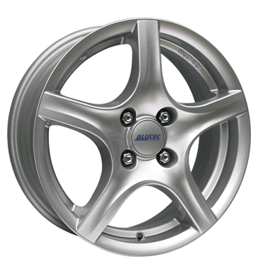 tire - 7x16 4x98 ET35 Alutec Grip silber polar-silber ADVANTI Rims / Alu Safety shoes High quality dampers tools