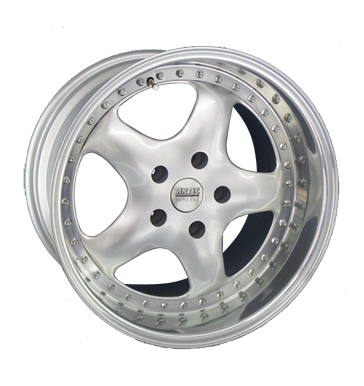 tire - 8x16 5x120 ET13 Artec Edition L silber silber poliert Parts Rims / Alu Drive, motor + gearbox Light Truck Full Year tire
