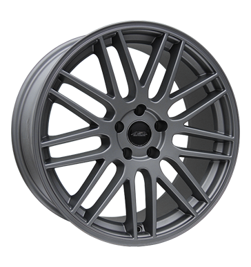 tire - 8.5x19 5x114.3 ET25 ASA GT 1 grau / anthrazit gun-metall Valve motorcycle Rims / Alu Jerry cans and accessories AUDI paripakv vaahan