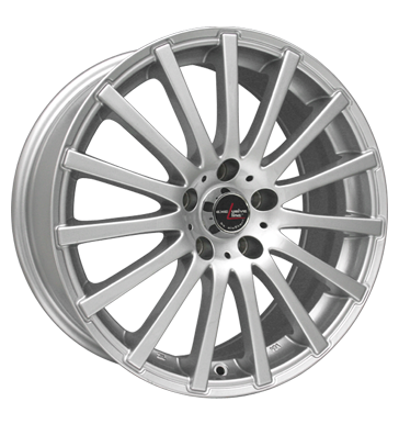 tire - 7x16 5x114.3 ET48 ATS Z silber kristall-silber Rims / Alu Rims / Alu Valve motorcycle Parka tools