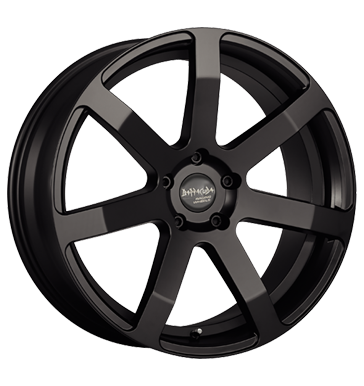 tire - 10x20 5x120 ET40 Barracuda Challenge schwarz matt black Opel Rims / Alu summer Mitsubishi wheel