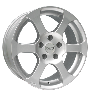 tire - 7x17 5x114.3 ET40 CMS C10 silber silber lackiert Mitsubishi Rims / Alu One arm wiper Industrial Tires wheels