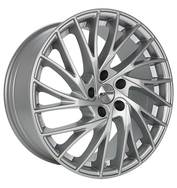 tire - 8.5x19 5x112 ET35 GMP Enigma silber satin silver Winter complete wheels (steel) Rims / Alu Rial Trunk tray tyre