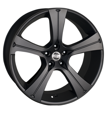 tire - 7x17 4x108 ET16 GMP Buran schwarz matt black Test category 2 Rims / Alu Pneumatic tools Polo shirts wheels