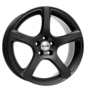 tire - 7x16 4x108 ET15 MAK Fever-5R schwarz mat black Winter complete wheels steel Rims / Alu Discover now! Hoses tools