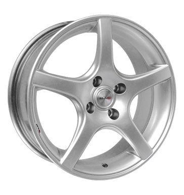 tire - 8x18 5x110 ET35 MAK Sting silber hochglanz poliert Car electric Rims / Alu AUDI Test category 2 paripakv vaahan