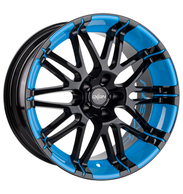 tire - 10x22 5x108 ET45 Oxigin 14 Oxrock blau foil blue winter Rims / Alu Summer car Fire extinguishers paripakv vaahan