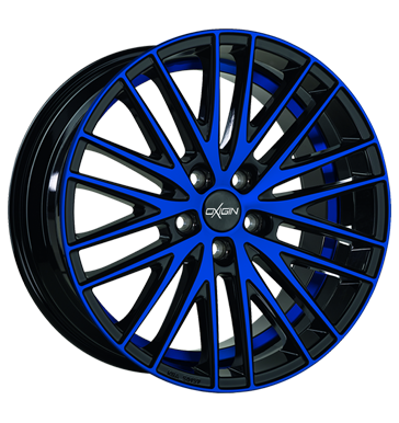 tire - 9x20 5x112 ET35 Oxigin 19 Oxspoke blau blue polish Wheel care Rims / Alu Aluminium rims Jerry cans and accessories steel rim