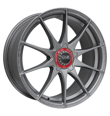 tire - 8x18 5x120 ET45 OZ Formula HLT grau / anthrazit grigio corsa Barracuda Rims / Alu Rim locks MAGNETTO WHEELS tyre