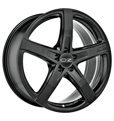 tire - 8.5x20 5x112 ET30 OZ Monaco HLT schwarz matt black Light truck Winter from 17.5