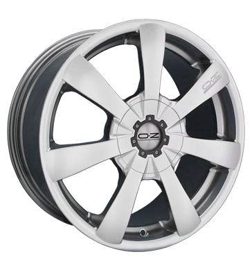 tire - 7.5x16 5x98 ET35 OZ Titan schwarz glanztitan lackiert Cart Rims / Alu Motor Quad parts utilities