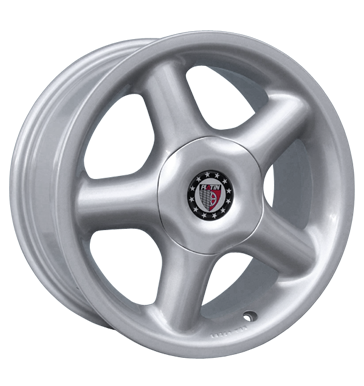 tire - 6x14 4x108 ET25 Platin P2 silber silber lackiert Sweat shirts Rims / Alu Winter complete wheels (steel) Operating equipment wheels