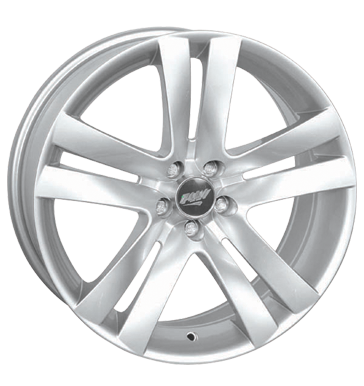 tire - 7.5x16 5x100 ET35 Proline PL silber sportsilber Car racing Rims / Alu American vehicles AXXIUM paripakv vaahan
