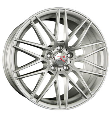 tire - 8.5x18 5x108 ET40 R-Style SR1 silber silber US car parts Rims / Alu Südrad Jerry cans and accessories tires