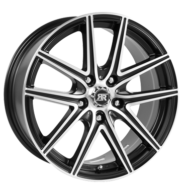 tire - 7.5x17 4x98 ET35 Racer Wheels Hornet schwarz satin black machined face Cooling - Climate Rims / Alu INDIVIDUAL Cleaning supplies paripakv vaahan