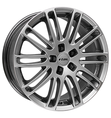 tire - 7x16 5x108 ET48 Rial Murago silber sterling-silber kmh-wheels Rims / Alu Summer total wheels aluminium unassigned product categories Oil
