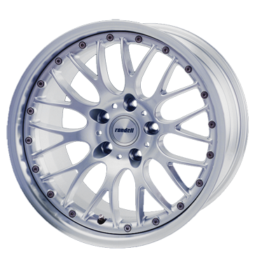 tire - 8x19 5x120 ET40 Rondell 0081 silber silber Horn poliert Bus Full Year Rims / Alu Export Schnittst Light motorcycle parts wheels