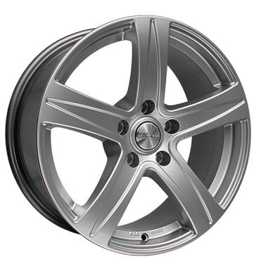 tire - 6.5x15 5x114.3 ET40 Skad Sakura silber silver Daily Rims / Alu Amplifier Accessories Car body parts tyres