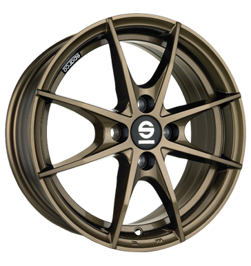 tire - 7x17 4x100 ET44 Sparco Trofeo 4 bronze gloss bronze Ice scraper Rims / Alu Cleaning supplies Hoses / Clincher bands tire