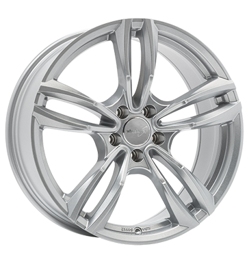 tire - 8x18 5x112 ET43 Wheelworld WH29 silber racesilber lackiert Tools Rims / Alu Amplifier Accessories Sealants and adhesives tire